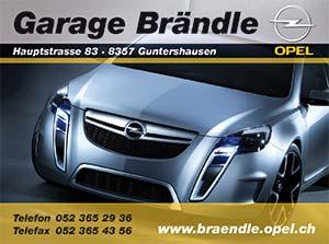 Opel Garage Brändle